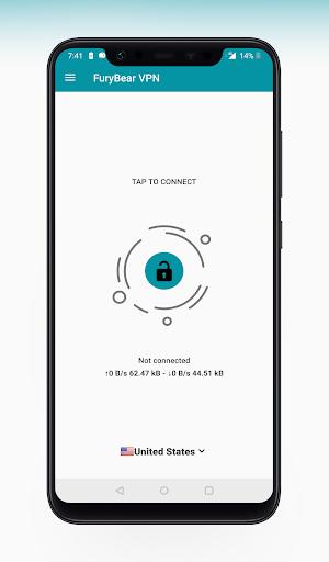 Bear VPN - Free & Unlimited VPN android2mod screenshots 4