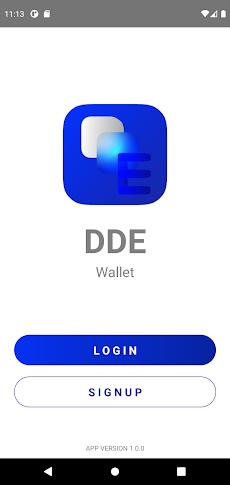 DDE Walletのおすすめ画像1