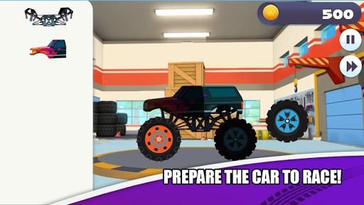 Truck Racing for kids  screenshots 3