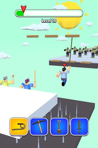 Roblock Transform Run - Epic Craft Race apkpoly screenshots 10