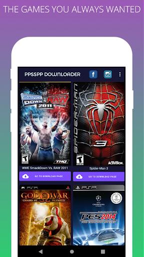 PSP Games Downloader - Free PSP Games , ISO free Screenshots 4