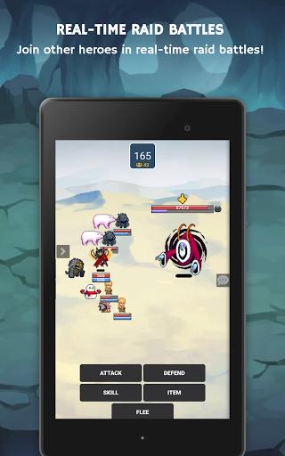 Mana Storia - Simple Browser MMORPG (Beta) 1.3 screenshots 19