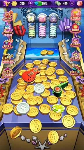 Coin Pusher 6.7 screenshots 3