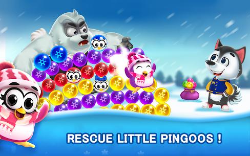 Bubble Shooter MOD APK- Frozen Pop (Unlimited Lives) Download 7