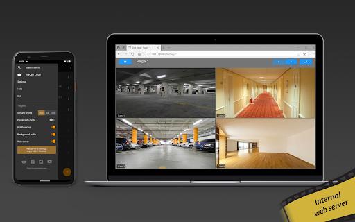 tinyCam PRO - Swiss knife to monitor IP cam  screenshots 13