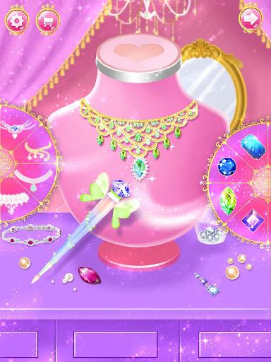 Princess dress up and makeover games 1.3.7 Screenshots 10