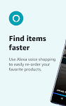 screenshot of Amazon Shopping - Search, Find, Ship, and Save