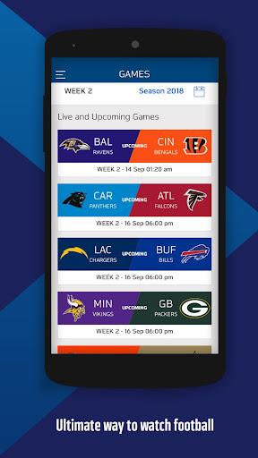 NFL Game Pass International 1.9.1 Screenshots 13