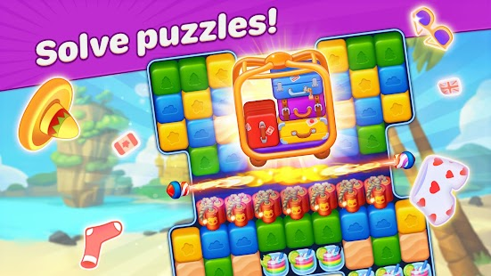 Travel Blast: Puzzle Adventure Screenshot