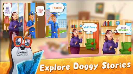 Dog Town: Pet Shop Game, Care & Play with Dog screenshots 14