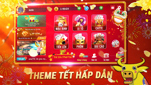 NPLAY: Game Bu00e0i Online, Tiu1ebfn Lu00ean MN, Binh, Poker.. 3.6.0 Screenshots 1