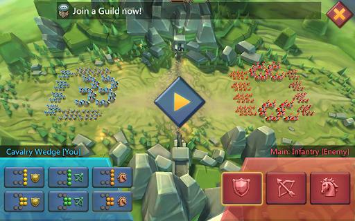 Lords Mobile: Kingdom Wars  screenshots 7