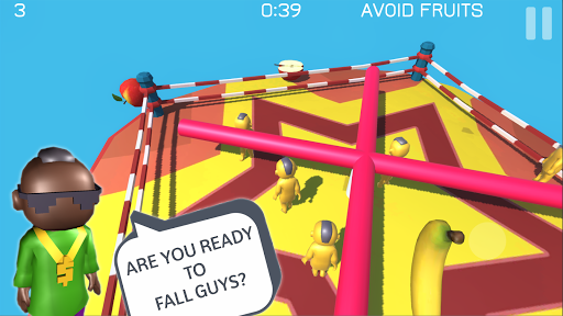 Fall Guys Flat On Ground - Ultimate Challenges  screenshots 7