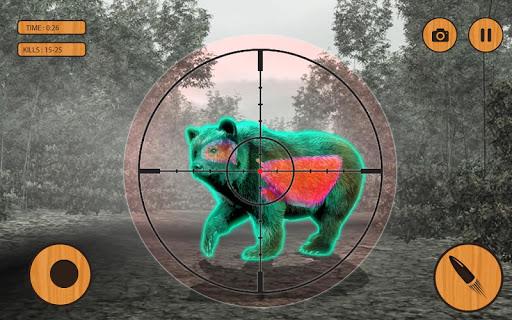 Wild Animals Hunting Games 3D  screenshots 8