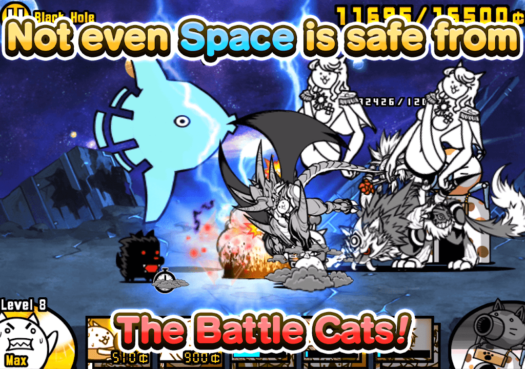 The Battle Cats  poster 13