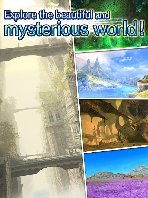 RPG Toram Online - MMORPG  poster 12