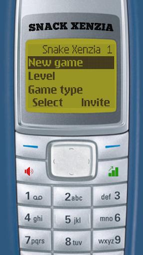 Snake Xenzia 1997 Pro  screenshots 1