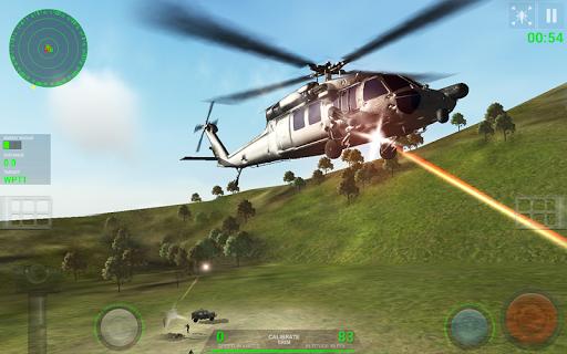 Helicopter Sim Pro  screenshots 1