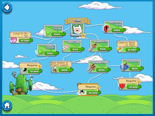Bloons Adventure Time TD  screenshots 11