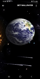 Planet Earth 3D Live Wallpaper HD 1.58 Latest MOD APK 1