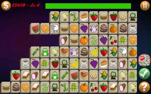 Tile Connect Master - Fruit Onnect Tile Puzzle apkpoly screenshots 4