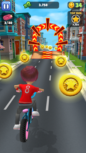 Bike Blast- Bike Race Rush 4.3.2 screenshots 5
