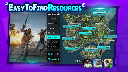 Bigfoot - FREE in-game assistant for mobile player 2.0.56.2000 Screenshots 5