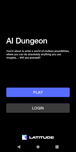AI Dungeon 1.1.48 screenshots 1