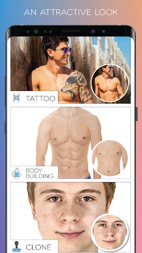Fotogenic : Face & Body tune and Retouch Editor  screenshots 2