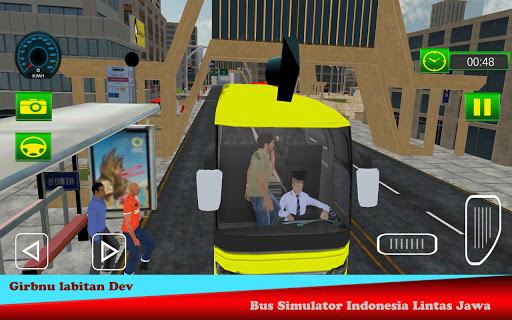 Bus Simulator Indonesia - Lintas Jawa 1.6 screenshots 4