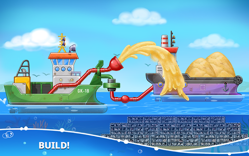 Game Island. Kids Games for Boys. Build House 2.3.1 screenshots 4
