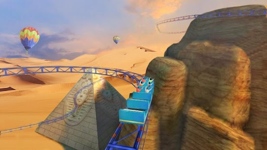 VR Roller Coaster Mod Apk (Unlimited Money/Diamond) 6