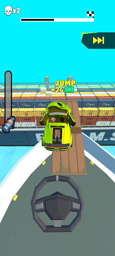 Drivengers - Drive and smash! apkpoly screenshots 8