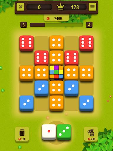 Dice Craft - 3D Merge Puzzle  screenshots 21