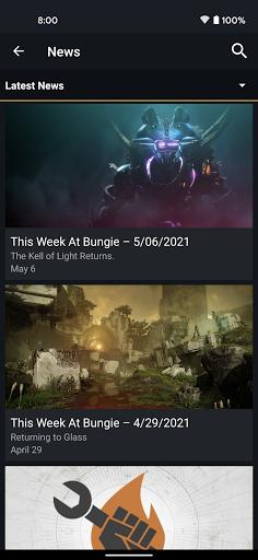 Destiny 2 Companion  Screenshots 7