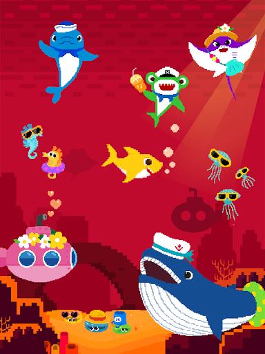 Baby Shark 8BIT : Finding Friends 2.4 screenshots 24