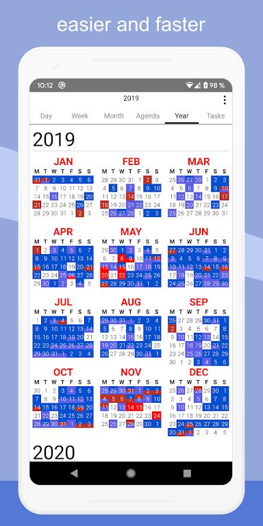 CalenGoo - Calendar and Tasks  poster 4