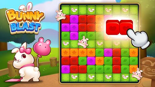 Bunny Blastu00ae - Puzzle Game screenshots 2