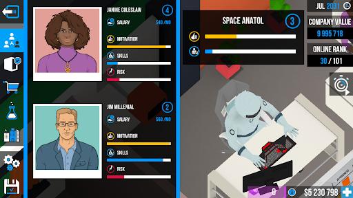 Startup Inc. Realistic Business Simulator Game 2.4.7 screenshots 1