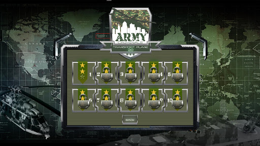 Army Criminals Transport Plane 2.0  screenshots 10