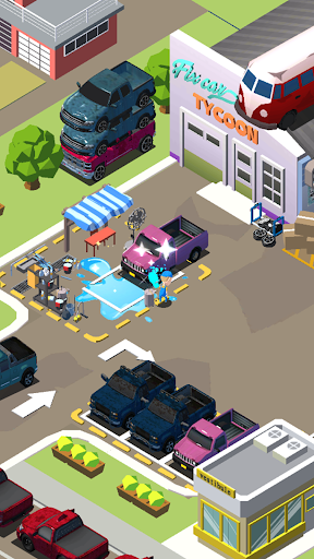 Car Fix Tycoon screenshots 1