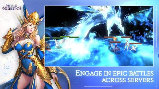 Mega Goddess Eternal War Apk , Mega Goddess Apk Download , New 2021 3