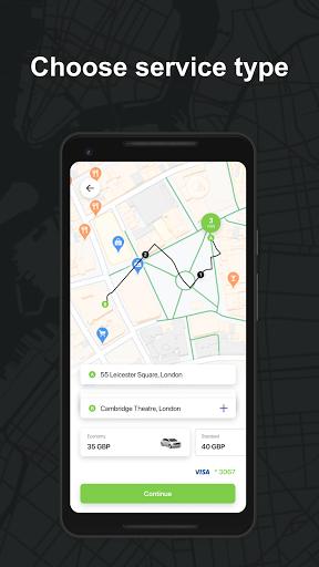 TaxiF - A Better Way to Ride  Screenshots 3