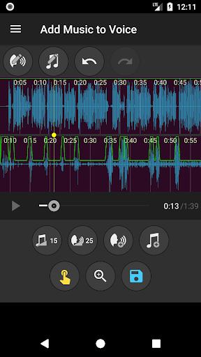 Add Music to Voice 2.0.4 Screenshots 5
