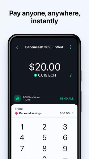 Bitcoin Wallet: buy BTC, BCH & ETH screenshots 5