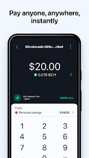 Bitcoin Wallet: buy BTC, BCH & ETH 7.0.7 screenshots 5
