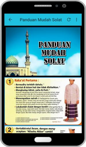 PANDUAN MUDAH SOLAT For PC Windows (7, 8, 10, 10X) & Mac Computer Image Number- 7