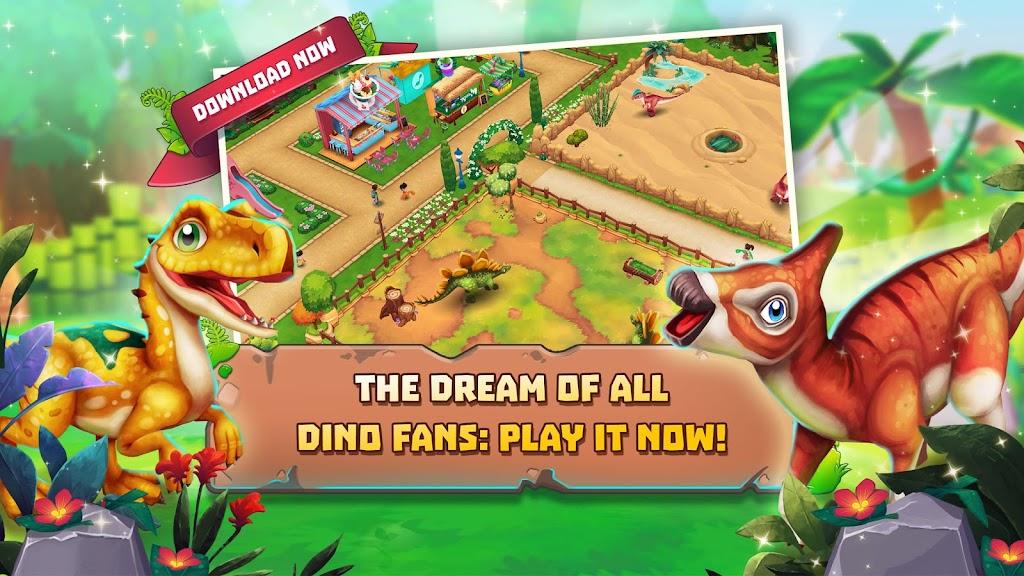 Dinosaur Park – Primeval Zoo  poster 4