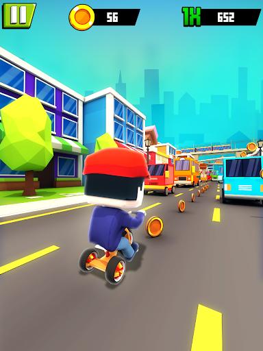 KIDDY RUN - Blocky 3D Running Games & Fun Games 1.04 screenshots 15