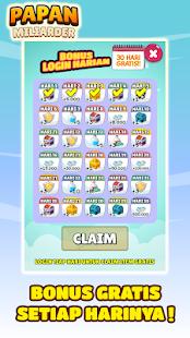 Papan Miliarder - hadiah gratis setiap hari Screenshot